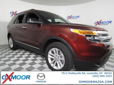 Used Ford Explorer FWD 4dr XLT