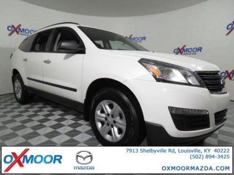 Used Chevrolet Traverse FWD 4dr LS