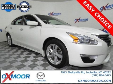 Used Nissan Altima 4dr Sdn I4 2.5 SV
