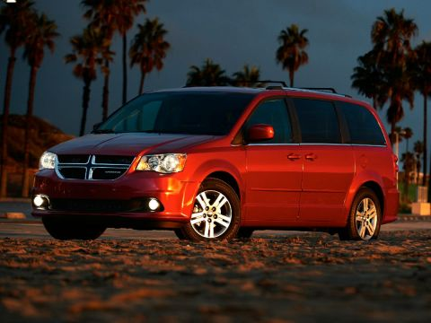 Used Dodge Grand Caravan Express