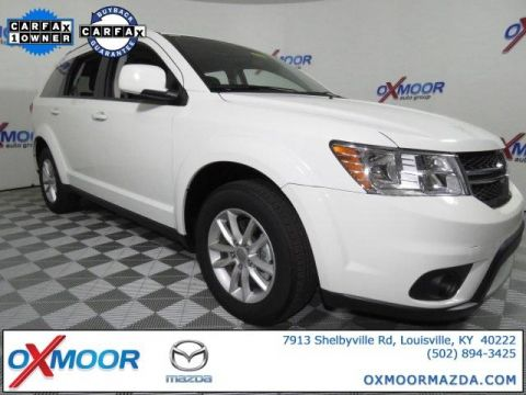 Used Dodge Journey FWD 4dr SXT