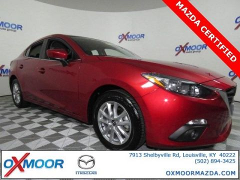Certified Used Mazda3 4dr Sdn Auto i Touring
