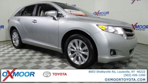 Used Toyota Venza XLE