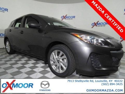 Certified Used Mazda3 5dr HB Auto i Touring
