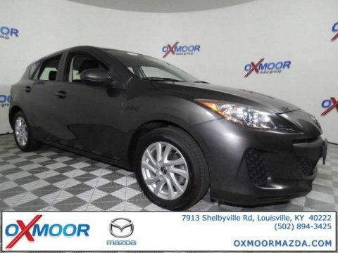 Certified Used Mazda3 5dr HB Man i Touring