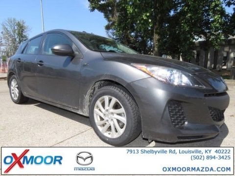 Used Mazda3 5dr HB Auto i Grand Touring