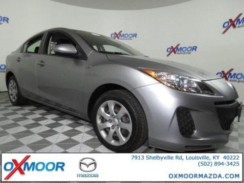 Certified Used Mazda3 4dr Sdn Auto i Sport