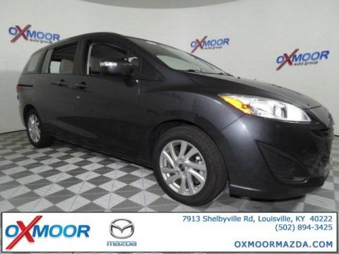 Certified Used Mazda5 4dr Wgn Auto Sport