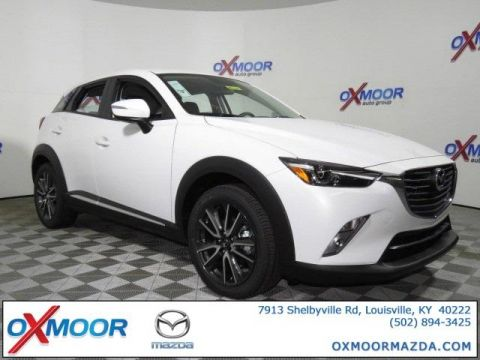 New Mazda CX-3 FWD 4dr Grand Touring