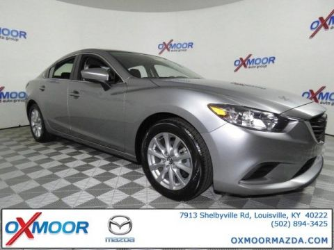 Certified Used Mazda6 4dr Sdn Auto i Sport