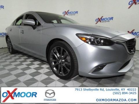 Certified Used Mazda6 4dr Sdn Auto i Grand Touring