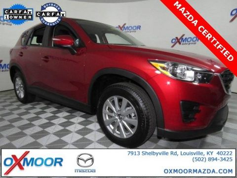 Certified Used Mazda CX-5 FWD 4dr Auto Sport