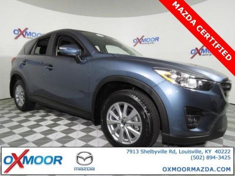 Certified Used Mazda CX-5 FWD 4dr Auto Touring