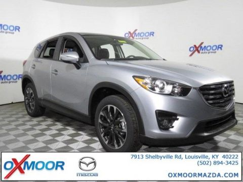New Mazda CX-5 2016.5 AWD 4dr Auto Grand Touring