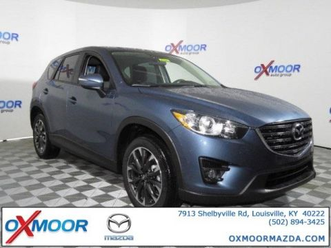 New Mazda CX-5 AWD 4dr Auto Grand Touring