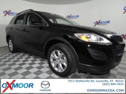 Certified Used Mazda CX-9 FWD 4dr Touring