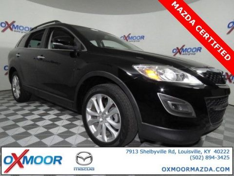 Certified Used Mazda CX-9 FWD 4dr Grand Touring