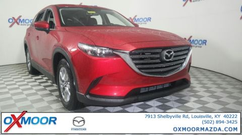 New Mazda CX-9 FWD 4dr Touring