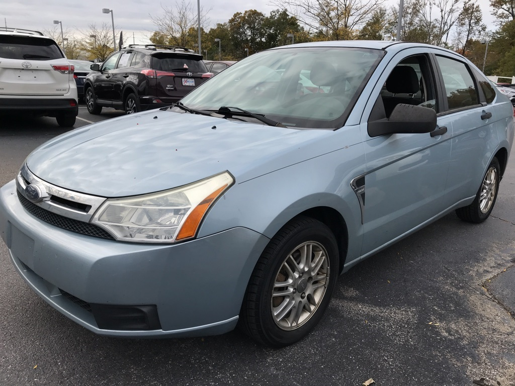 Pre owned 2008 ford focus se