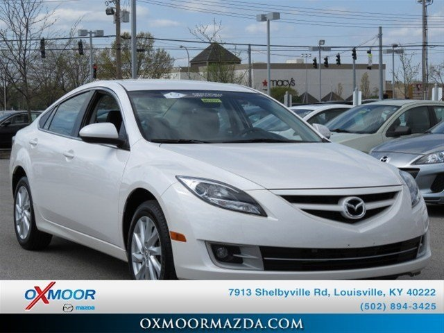 Certified Pre-Owned 2012 Mazda Mazda6 i Touring