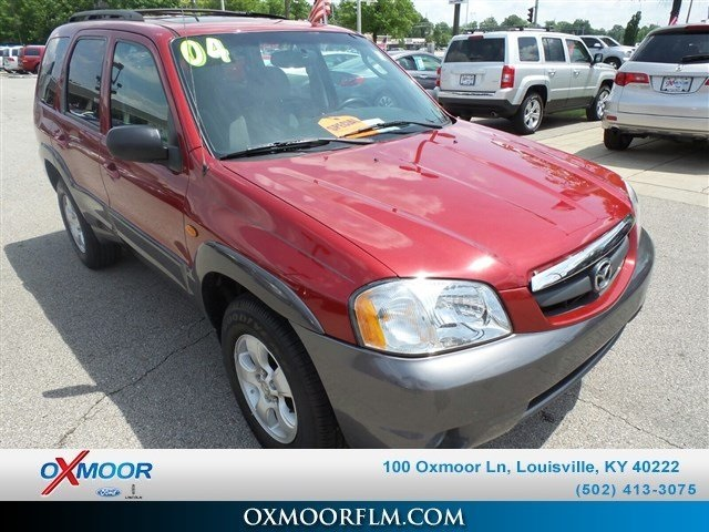Pre-Owned 2004 Mazda Tribute LX  AWD