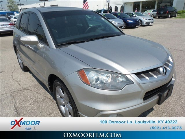 Pre-Owned 2009 Acura RDX Base AWD