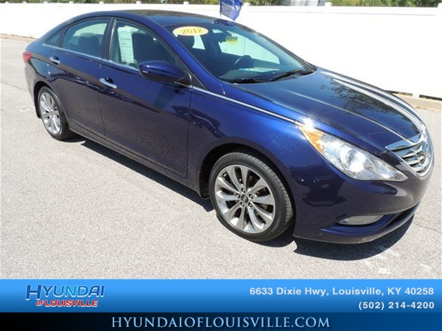 Certified Pre-Owned 2012 Hyundai Sonata Limited 2.0T