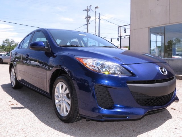 Certified Pre-Owned 2012 Mazda Mazda3 i Touring