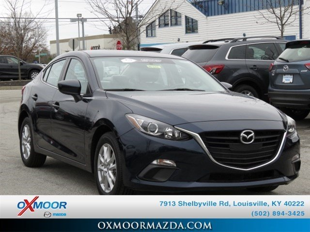 Certified Pre-Owned 2014 Mazda Mazda3  Touring