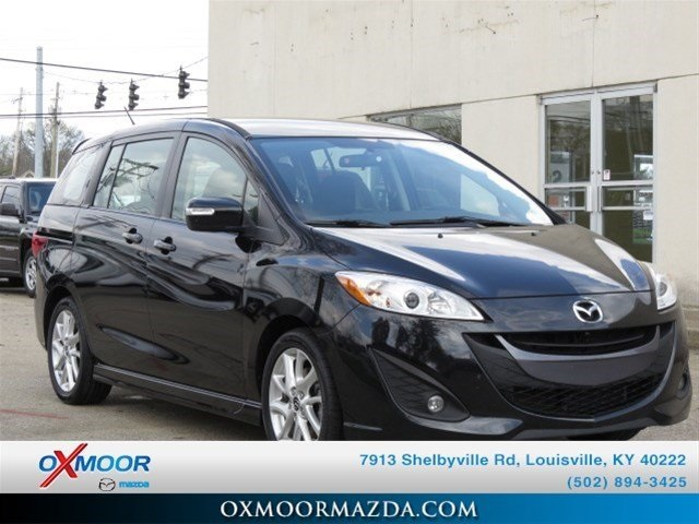 Certified Pre-Owned 2013 Mazda Mazda5 Touring