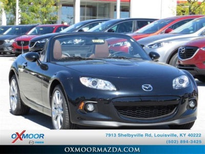 New 2015 Mazda Miata PRHT Grand Touring