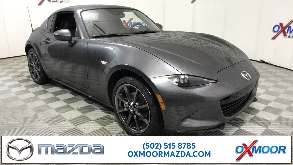 new 2019 mazda mx-5 miata rf grand touring 2d coupe in louisville