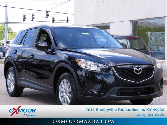 Mazda Certified Pre-Owned 2014 Mazda CX-5 Sport