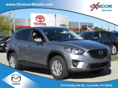 New 2015 Mazda CX-5 Touring
