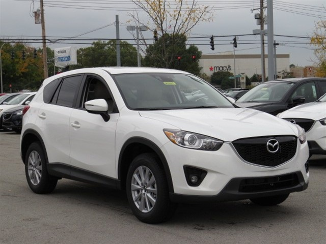 New 2015 Mazda CX-5 Touring  AWD
