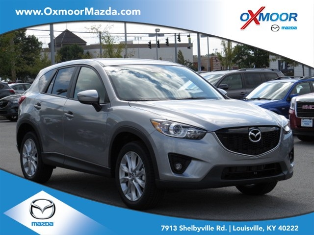 New 2015 Mazda CX-5 Grand Touring  AWD