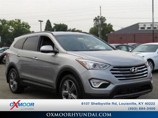 Used Hyundai Santa Fe GLS AWD w/Premium Equipment Package