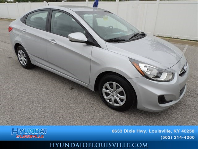 Certified Pre-Owned 2014 Hyundai Accent GLS