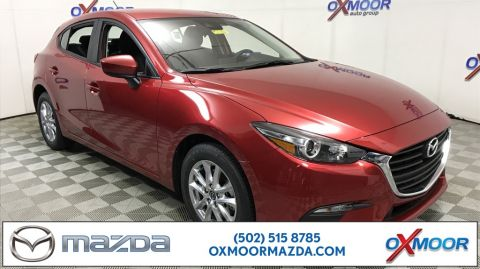 New 2018 Mazda3 5D Hatchback Sport Base