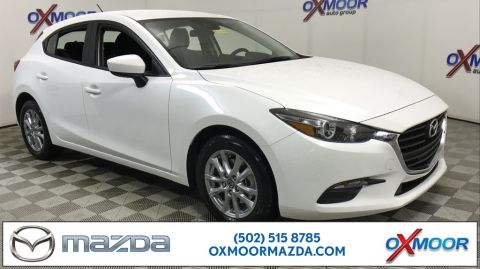 New 2018 Mazda3 5D Hatchback Sport