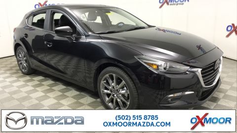 New 2018 Mazda3 5D Hatchback Grand Touring Base