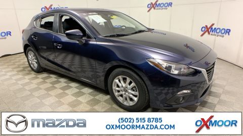 Certified Pre-Owned 2016 Mazda3 4D Hatchback i Touring